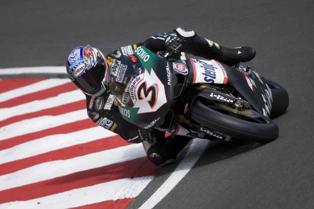 Max Biaggi e Ducati - WorldSBK