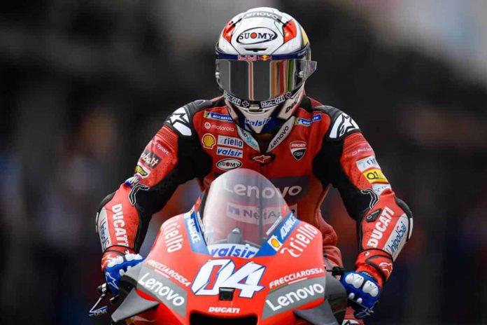 MotoGP Portimao 2020 Andrea Dovizioso