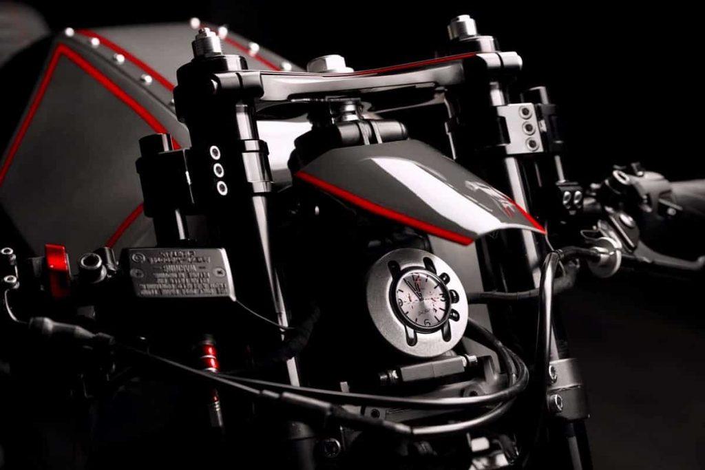 Yamaha XSR900 Æon - Watch