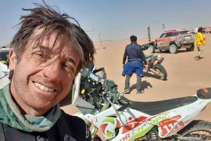 Dakar 2021 Pierre Charpin