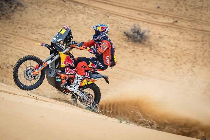 Dakar 2021 Tappa 11