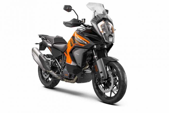 KTM Super Adventure 1290 S 2021