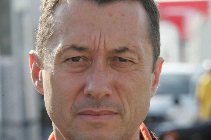 Loris Reggiani contro Marquez
