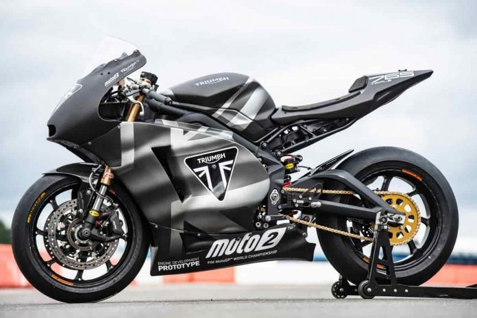 Triumph 765 Supersport 2021