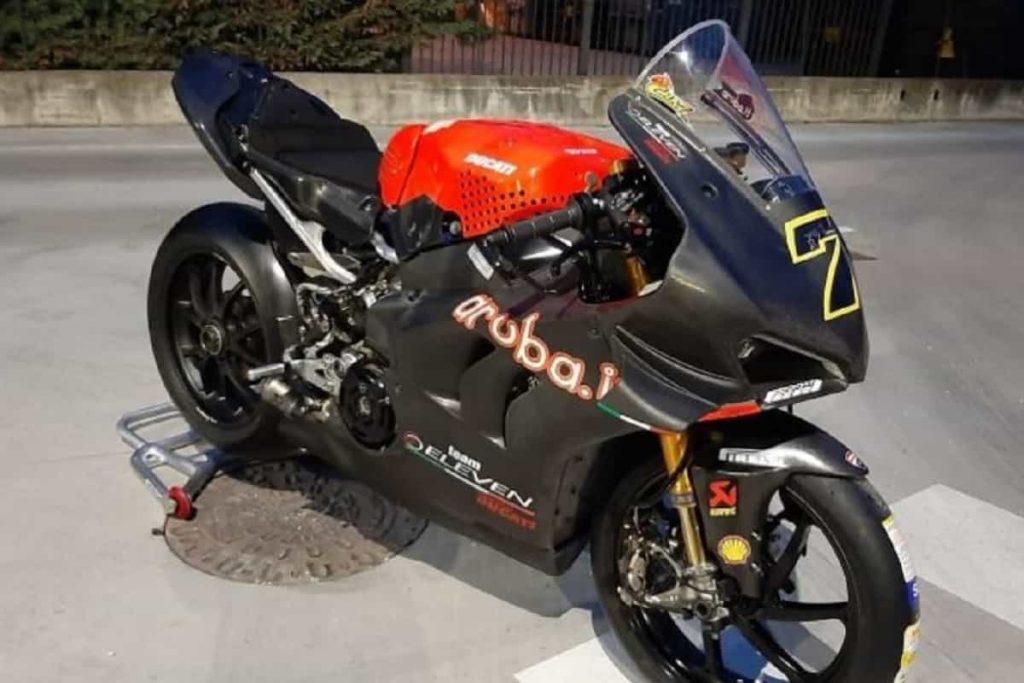 WorldSBK 2021 Ducati GoEleven
