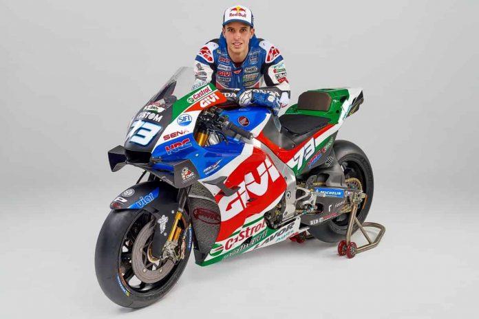 Alex Marquez MotoGP 2021