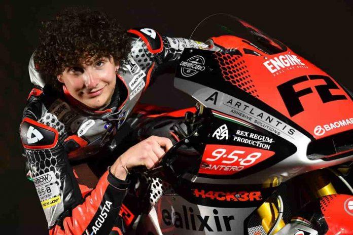 Lorenzo Baldassarri Moto2 2021