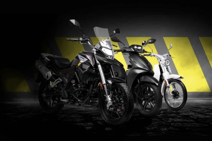 Motron Motorcycles nuove due ruote