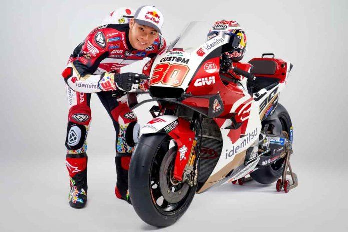 Takaaki Nakagami MotoGP 2021