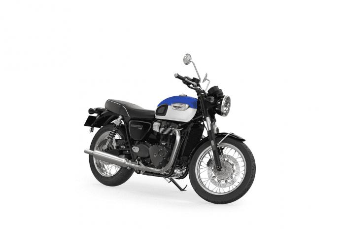 Triump Bonneville T100 2021