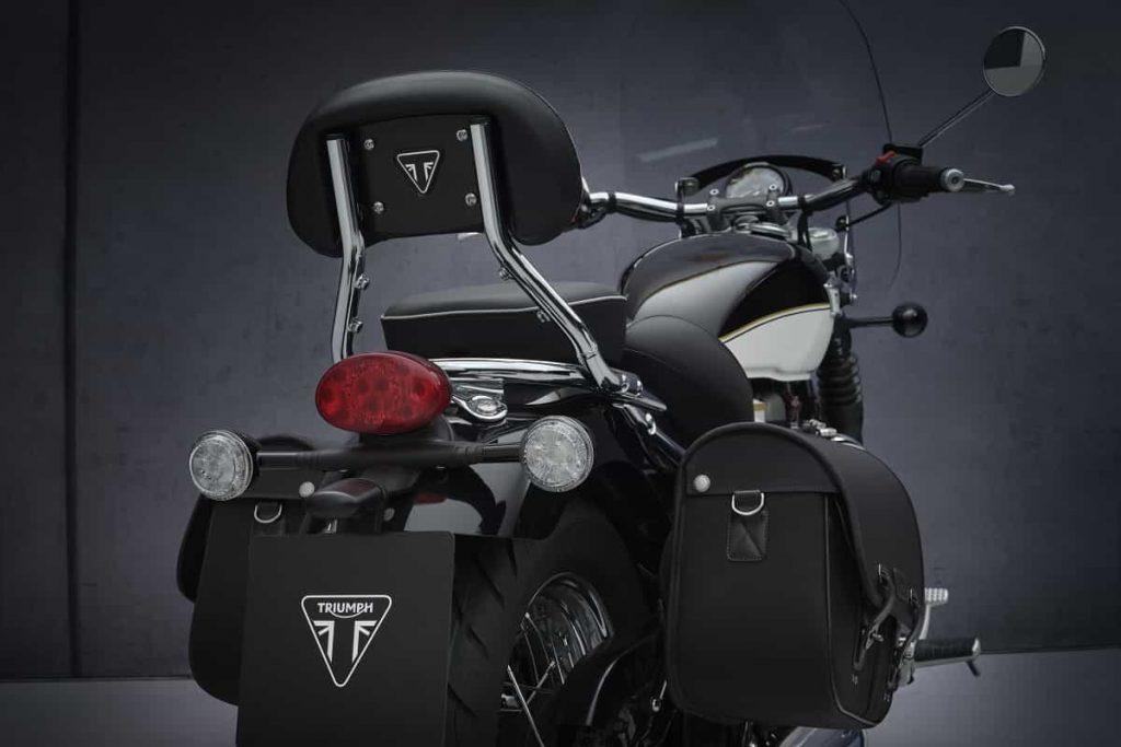 Triumph Bonneville Speedmaster 2021 - Bags