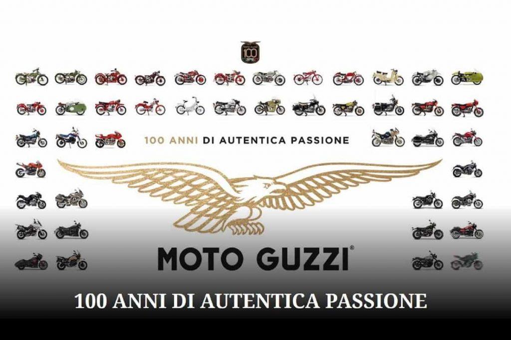 100 anni Moto Guzzi - Collection