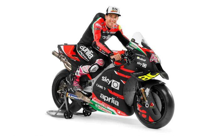 Aleix Espargaro MotoGP 2021