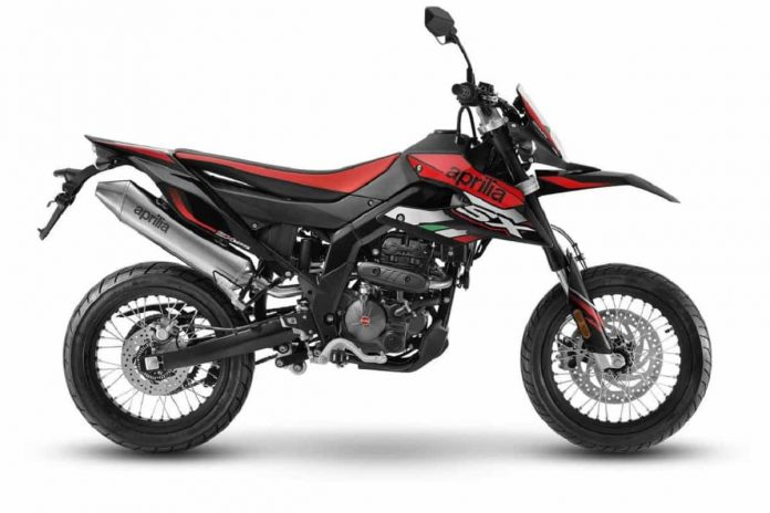 Aprilia SX 125 2021