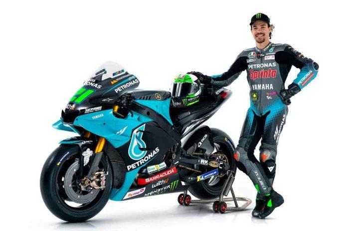 Franco Morbidelli MotoGP 2021