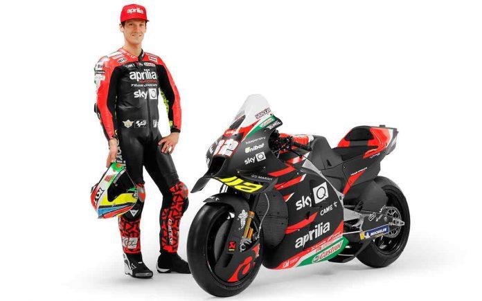 Lorenzo Savadori MotoGP 2021