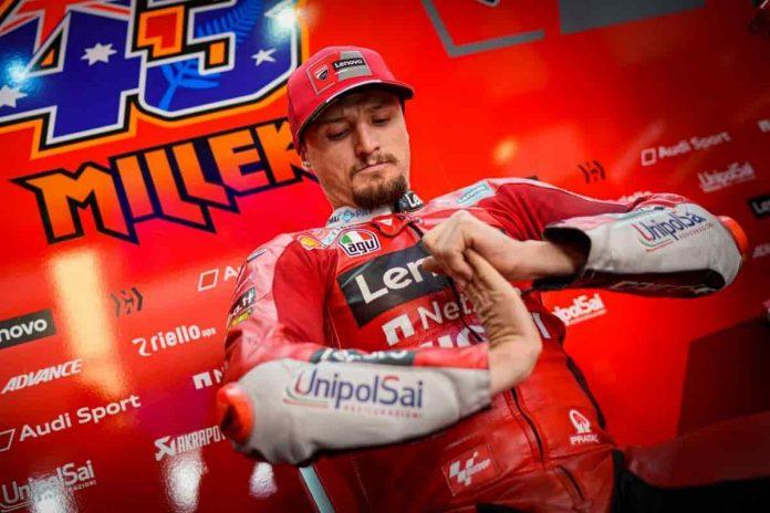Miller Gara MotoGP Qatar 2021