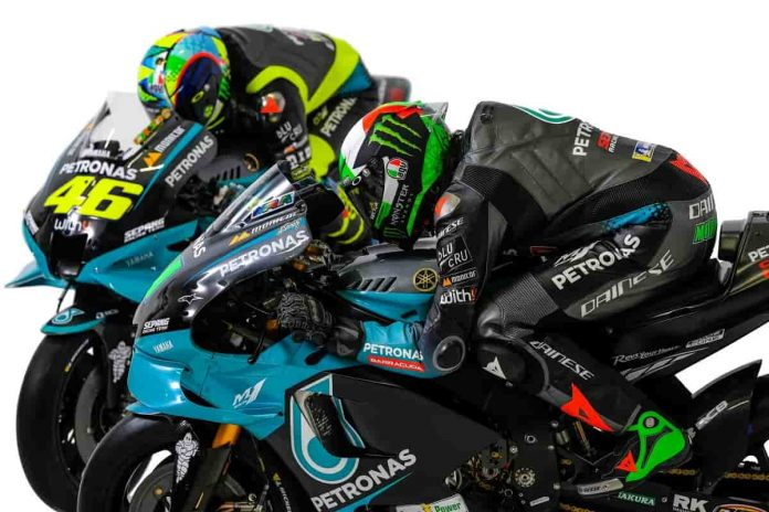 Team Petronas MotoGP 2021