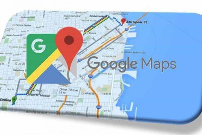 100 aggiornamenti Google Maps