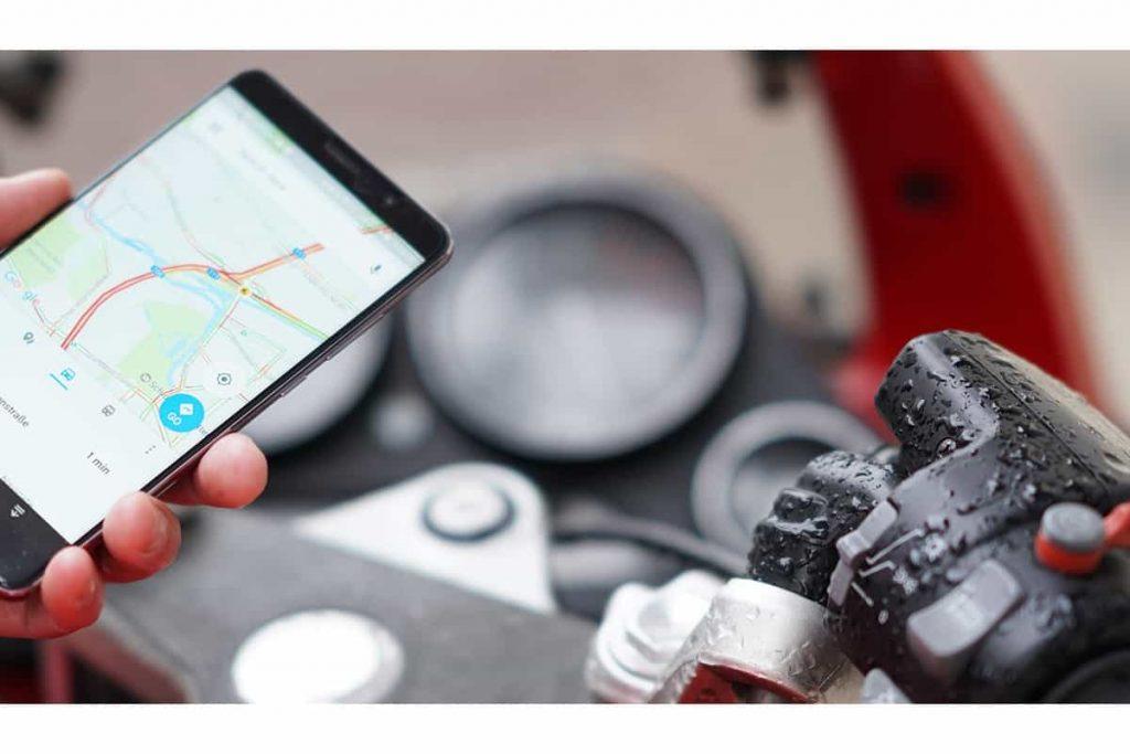 100 aggiornamenti Google Maps - Bike