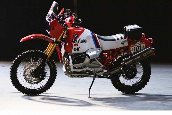 BMW GS Dakar 1986