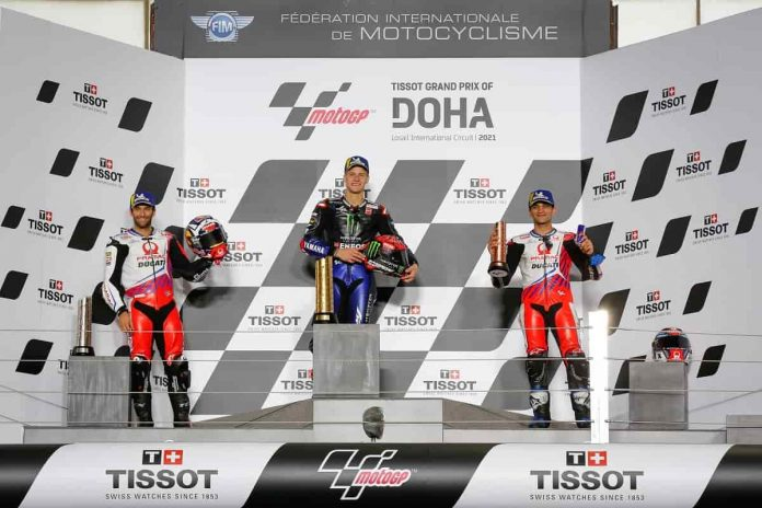 Gara MotoGP Doha Qatar 2021