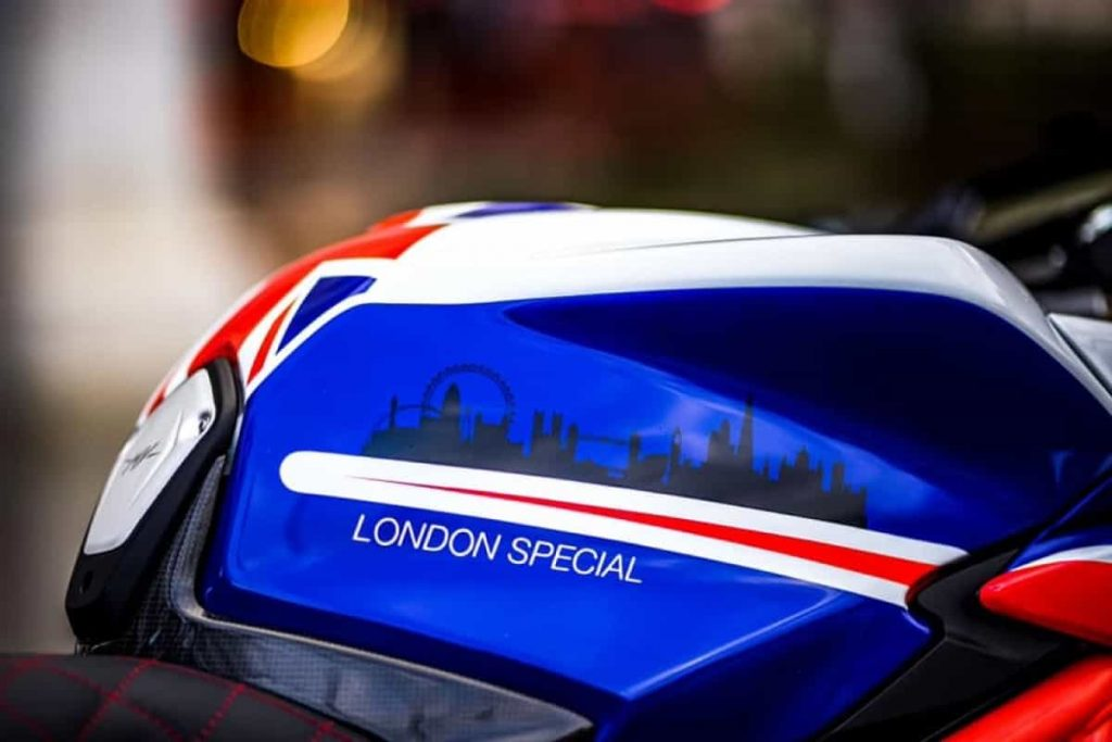 MV Agusta Dragster London Special - 2