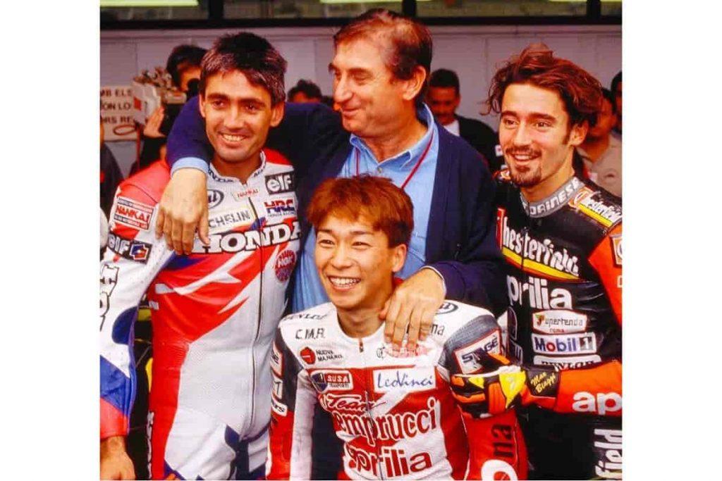 Max Biaggi Suzuka 1996 - Win