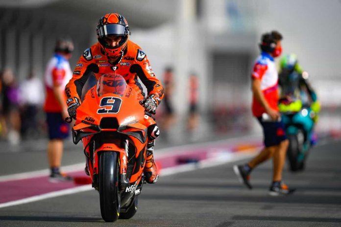 Petrucci Qualifiche MotoGP Portimao 2021