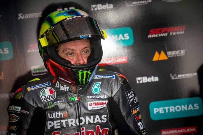 Rossi Gara MotoGP Doha Qatar 2021