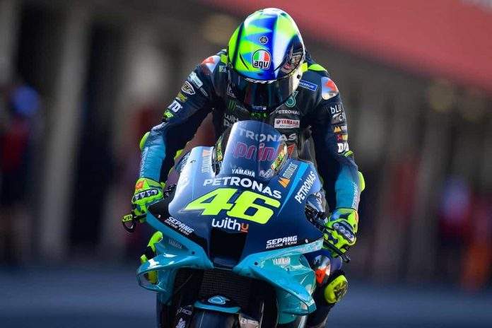 Rossi Qualifiche MotoGP Portimao 2021