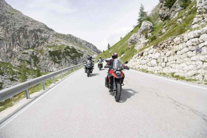 Suzuki Demo Ride Tour 2021
