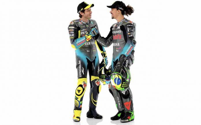 Yamaha e Petronas