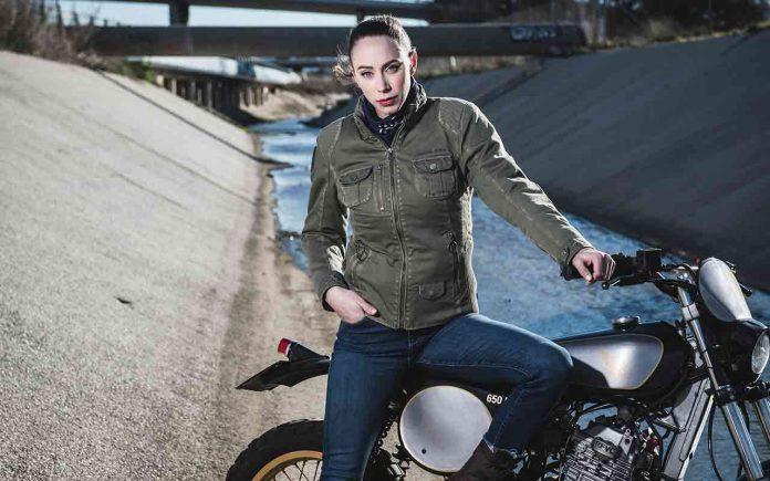 Abbigliamento moto camouflage