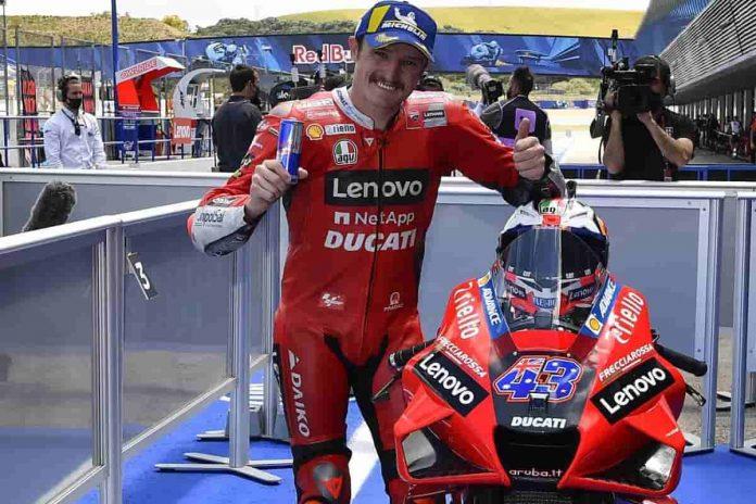 Miller Gara MotoGP Jerez 2021
