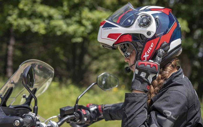 Interfono in moto