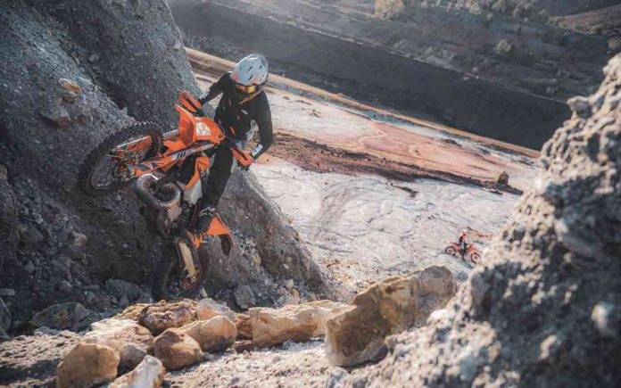 KTM Enduro EXC 2022