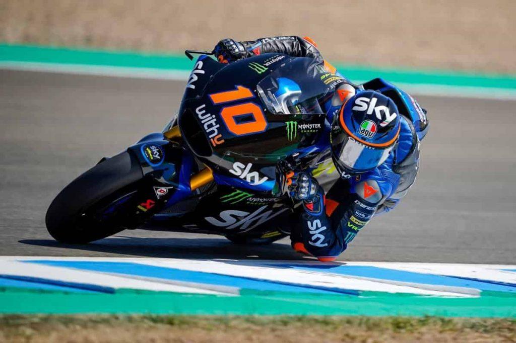 Luca Marini - Moto2