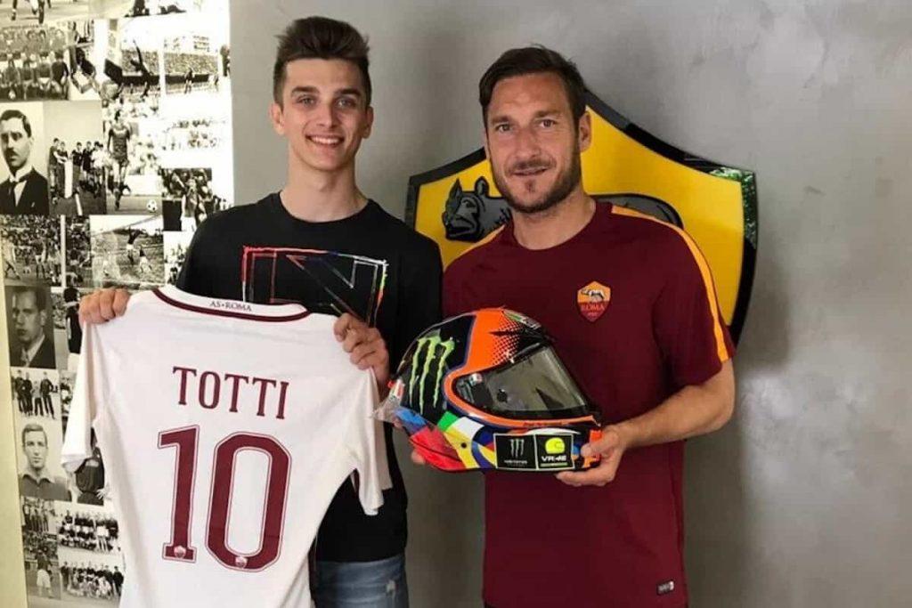 Luca Marini - Totti