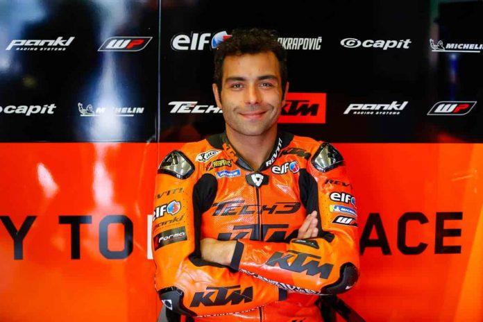 Petrucci Gara MotoGP Jerez 2021