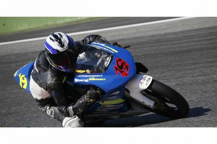 Phaedra Theffo 125 GP Varano