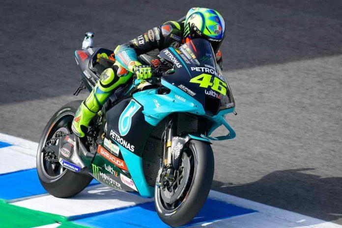 Rossi Gara MotoGP Jerez 2021