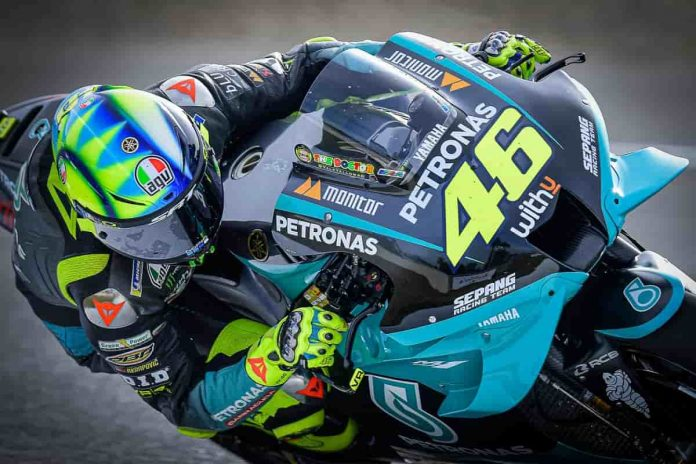 Rossi Qualifiche MotoGP Jerez 2021