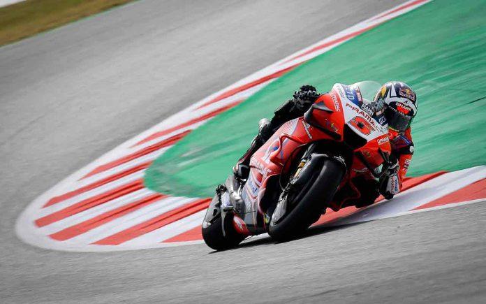 MotoGP Barcellona 2021 FP2