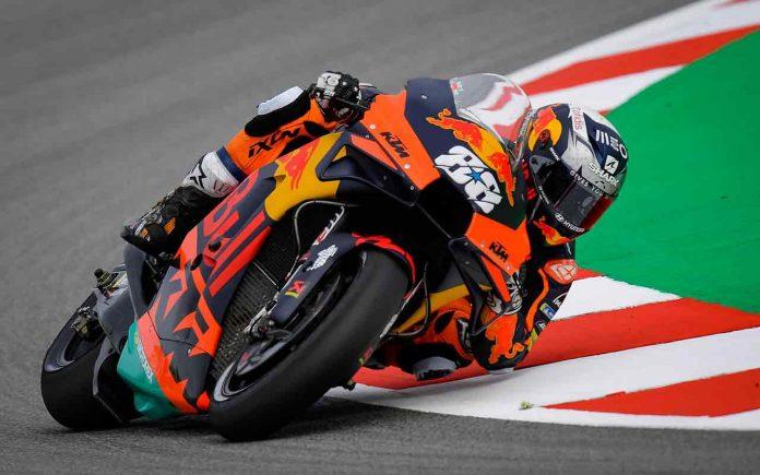 MotoGP Barcellona 2021 gara
