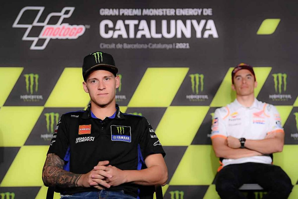 MotoGP Barcellona 2021 orari tv