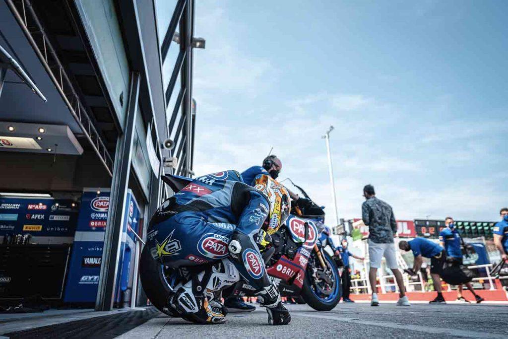 Superpole Race Superbike Misano 2021