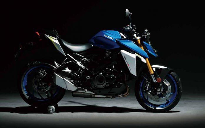 Suzuki al MIMO 2021