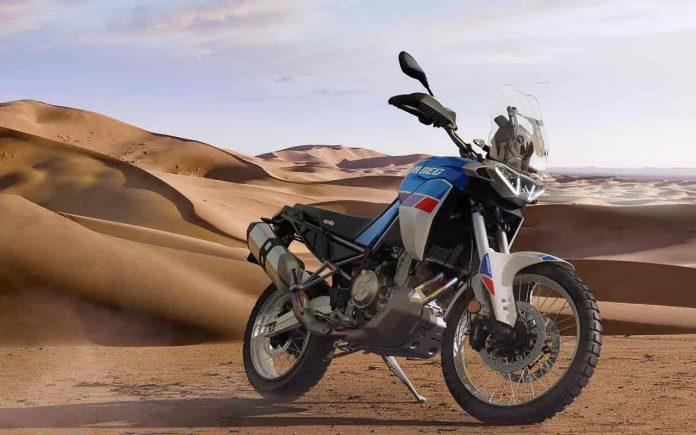 Aprilia Tuareg 660 rendering