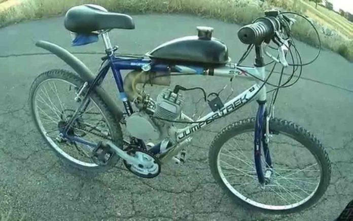 Ubriaco in moto